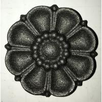Цветок накладка диаметр 60 толщина 8